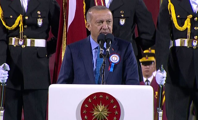 Cumhurbaşkanı Erdoğan'dan önemli açıklamalar