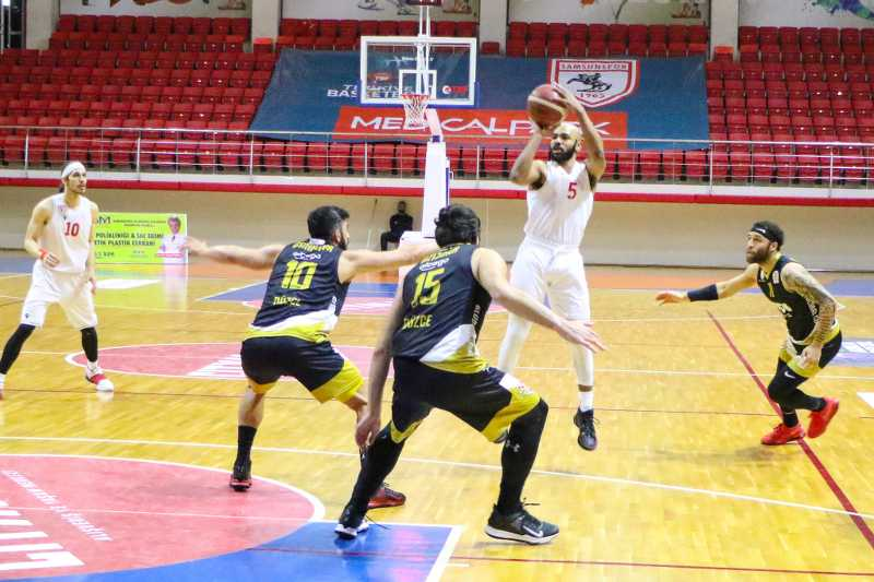 SAMSUNSPOR– GLOBAL CONNECT TRAVEL DÜZCE: 83 – 78